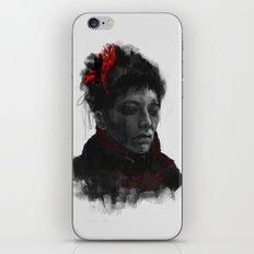 VANESSA IVES iPhone & iPod Skin