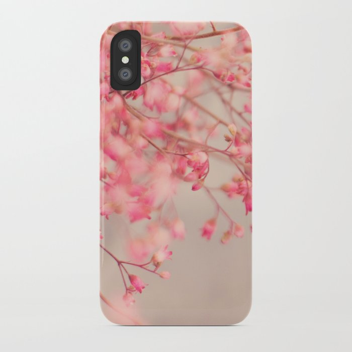 Coral Bells iPhone Case