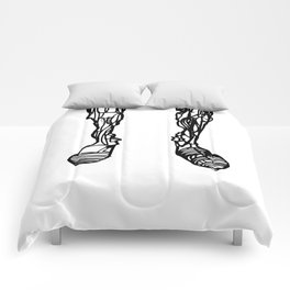 Legs II Comforters