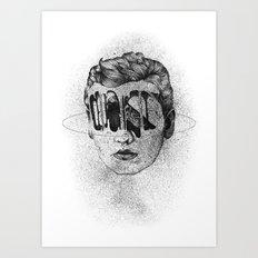 Brirdhead Art Print