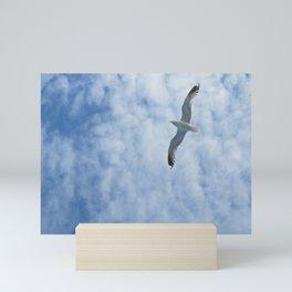 Seagul Mini Art Print