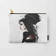 Amy ' I just need a friend'' Carry-All Pouch