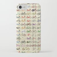 bikes iPhone & iPod Cases featuring Bikes by Wyatt Design