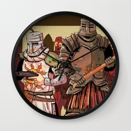 Left 4 Chosen Undead Wall Clock