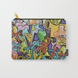 Lyon, France Street art Graffiti Photograph for home decoration. Carry-All Pouch