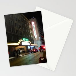 Aztec theater Stationery Cards