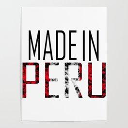 Made In Peru Poster