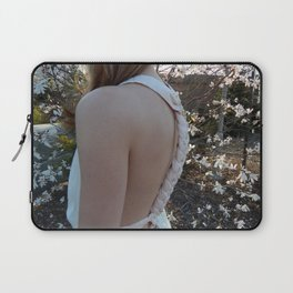 Floral Rays Laptop Sleeve