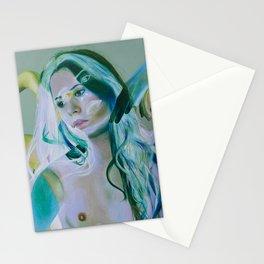 Innocence Verde Stationery Cards