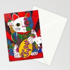 Psychedelic Senman Stationery Cards