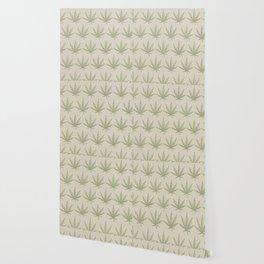 Weed Leaf Wallpaper