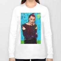 danny haas Long Sleeve T-shirts featuring Danny Hennesy by brett66