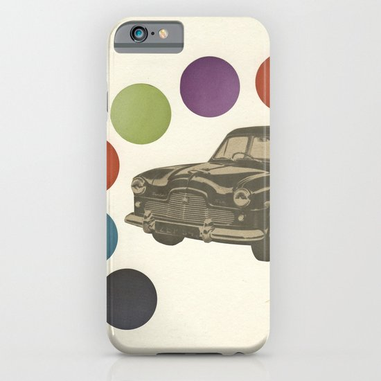 Driving Around in Circles iPhone & iPod Case