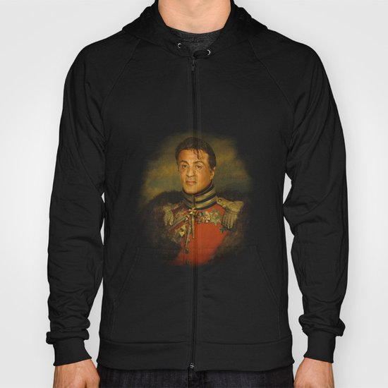 Sylvester Stallone - replaceface Hoody