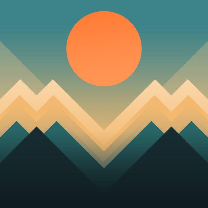 Inca Duvet Cover
