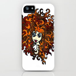 Medusa | Sea Legand iPhone Case