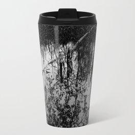 Monochrome Marshland Travel Mug