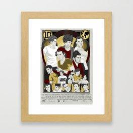 Dis is Oos Framed Art Print