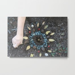 Goldsworthy Dreams Metal Print