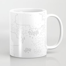 land of 15 towns and a cemetary Mug
