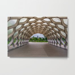 Chicago's Honeycomb in Lincoln Park Metal Print