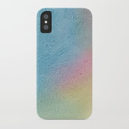 Rainbow Paddle Pop iPhone Case
