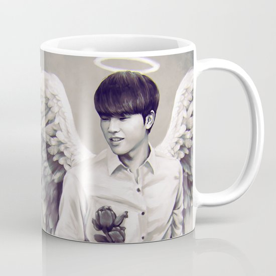Angel Hyun Coffee Mug