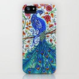 Meu Jardim iPhone Case