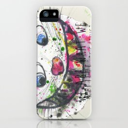 We Are What We Believe We Are iPhone Case