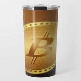 Bitcoin 1 Travel Mug