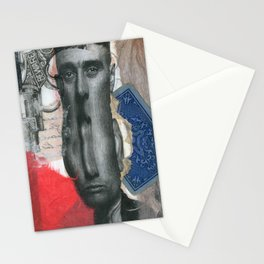 Beware Stationery Cards