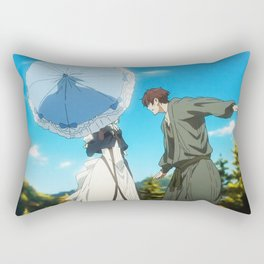 Violet Evergarden Rectangular Pillow