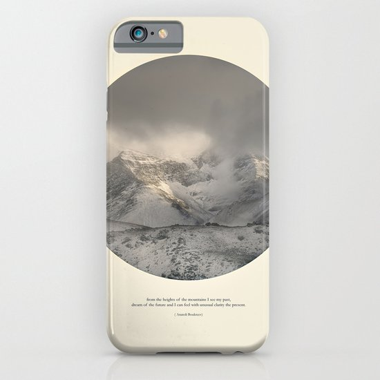 love the mountains... iPhone & iPod Case