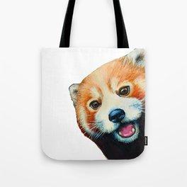 Panda Selfie Tote Bag