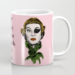 Bette Davis (The Anniversary) Coffee Mug