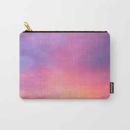 SUNSET AND POWERLINES Carry-All Pouch