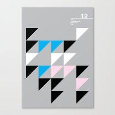 12_wingdings3_7a Canvas Print