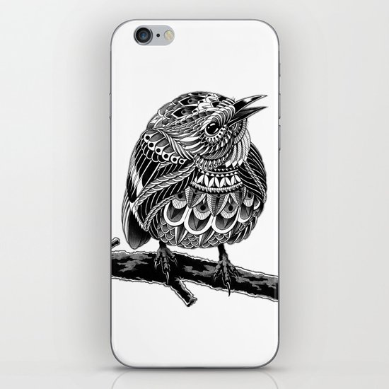 Prairie Warbler iPhone & iPod Skin