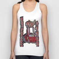 doors Tank Tops featuring Butterfly Doors by The Headlinez Collection™