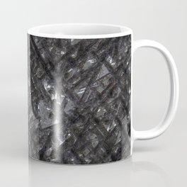 Scarred Iron Wall Coffee Mug