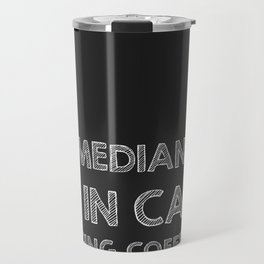 Comedians in Cars Getting Coffee Travel Mug