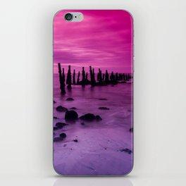 Pink Sky #3 iPhone Skin