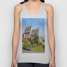 Captivating Property. Unisex Tank Top