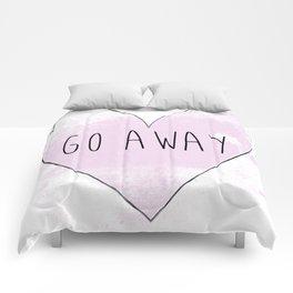 Go Away  Comforters