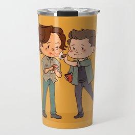 always the big brother Travel Mug