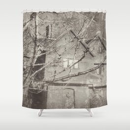 Witch House/Corwin House Salem MA #1 Shower Curtain