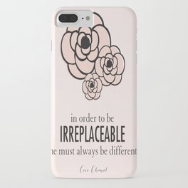 Irreplaceable iPhone Case