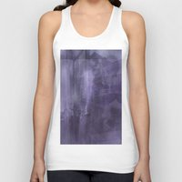 psychology Tank Tops featuring Ecphory by Art by Mel