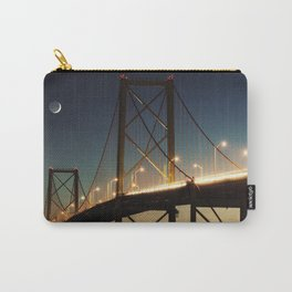 New Moon Bridge Carry-All Pouch