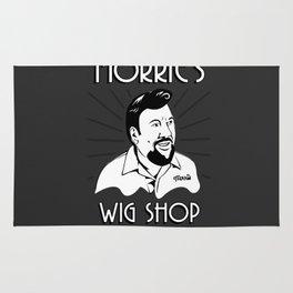 Goodfellas, Morrie's Wigs Shop Sign  Rug